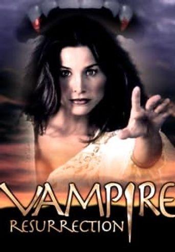 Vampire Resurrection Poster