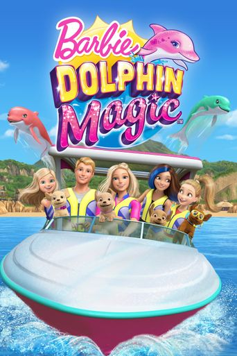 Barbie: Dolphin Magic Poster