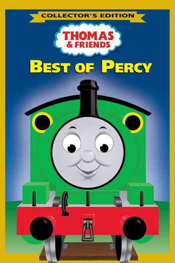 Thomas and Friends: Best of Percy Poster