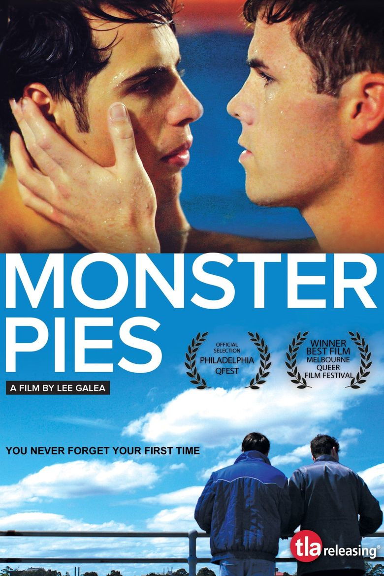 Monster Pies Poster