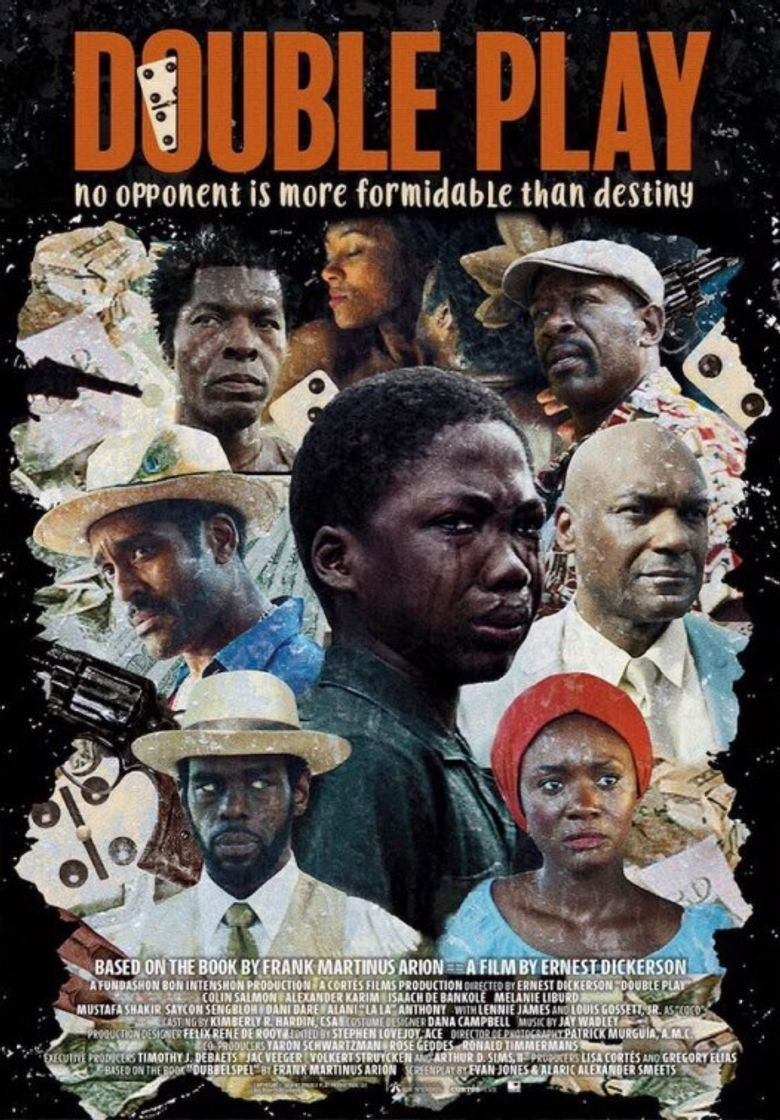 Double Play Poster
