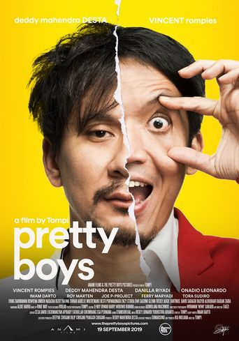 Pretty Boys Poster