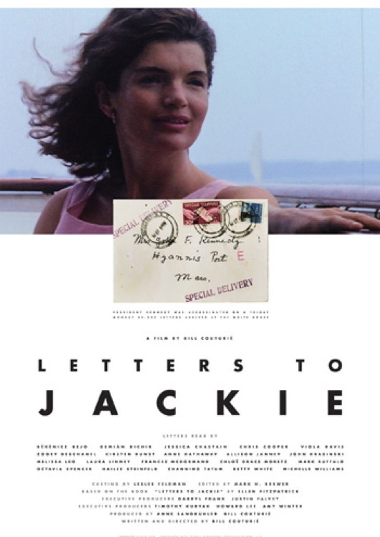 Letters to Jackie: Remembering President Kennedy Poster