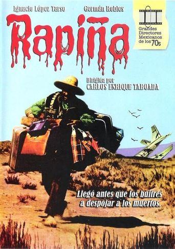 Rapiña Poster