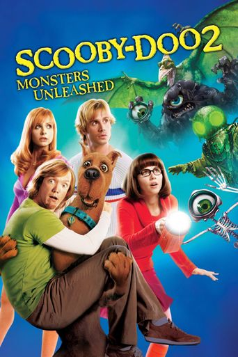 Scooby-Doo 2: Monsters Unleashed Poster