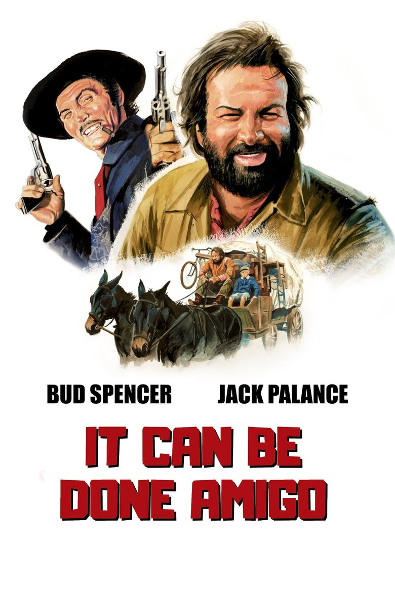 It Can Be Done, Amigo Poster