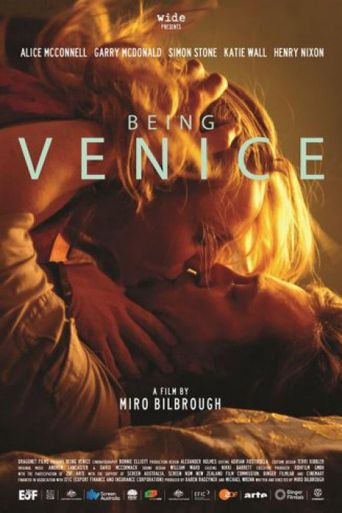 Being Venice Poster
