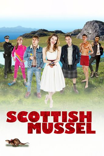 Scottish Mussel Poster