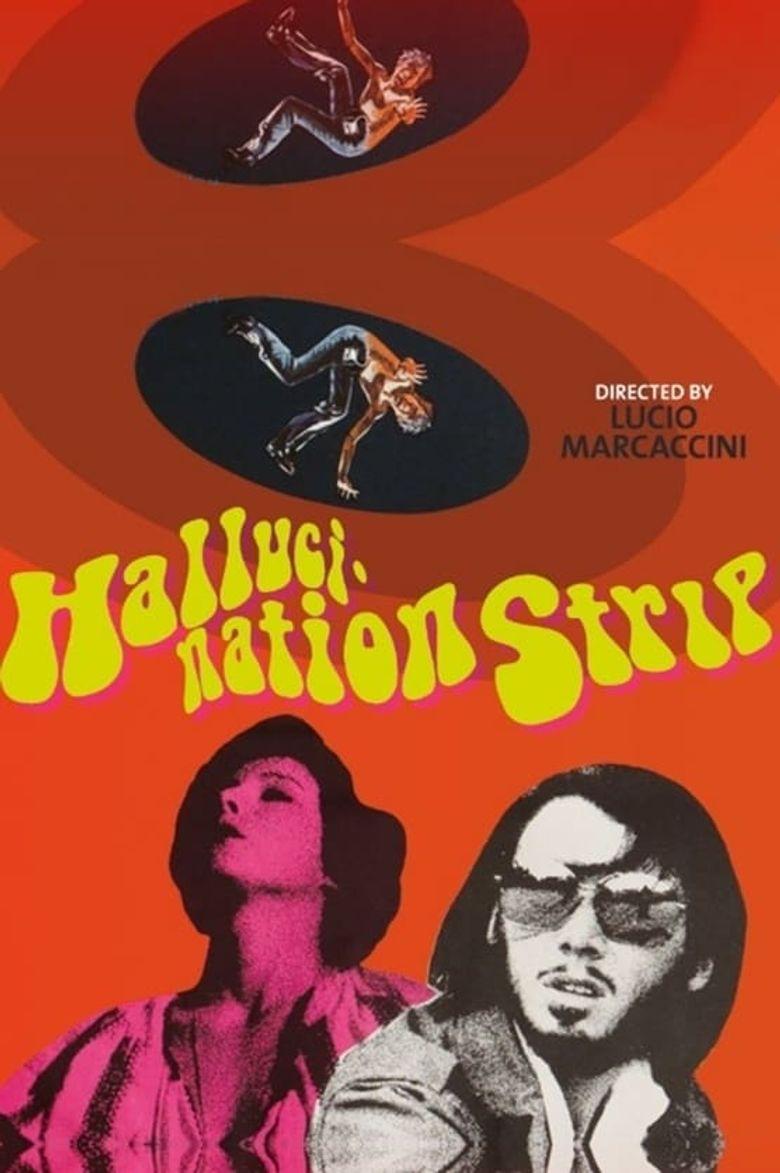 Hallucination Strip Poster