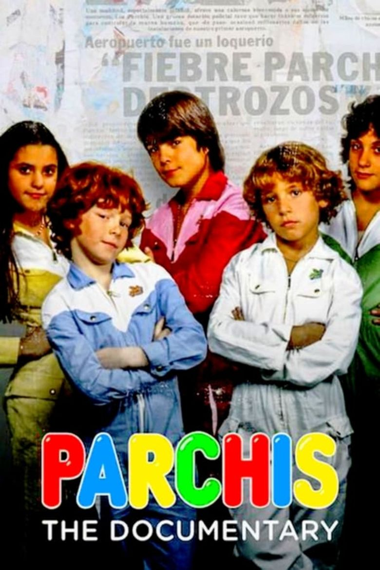 Parchís: The Documentary Poster