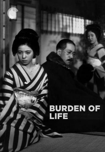 Burden of Life Poster