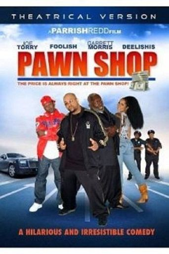 Pawn Shop Poster