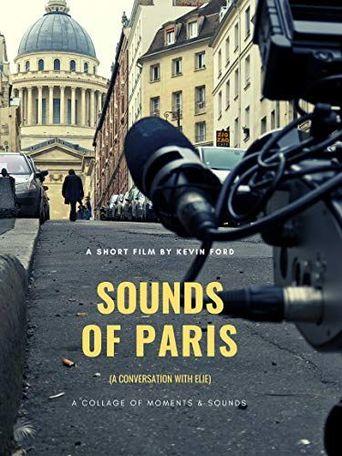 Sounds of Paris (A Conversation With Elie) Poster