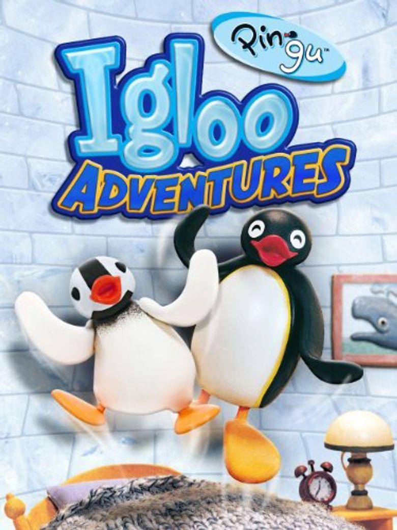 Pingu's Igloo Adventures Poster