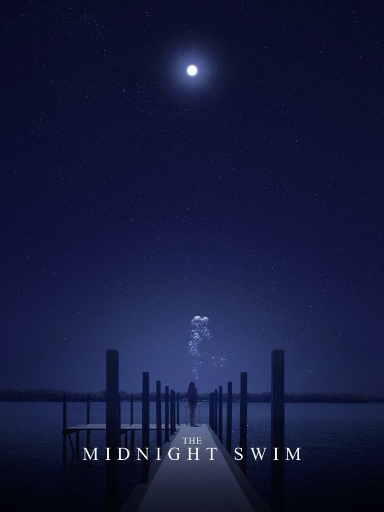 The Midnight Swim Poster