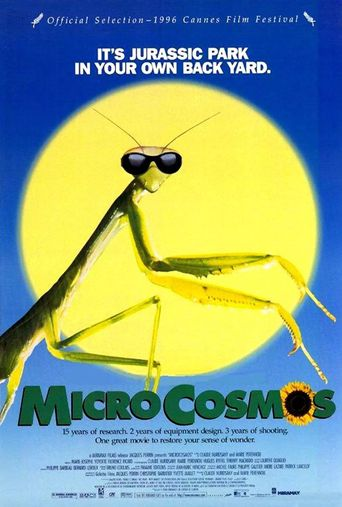 Watch Microcosmos