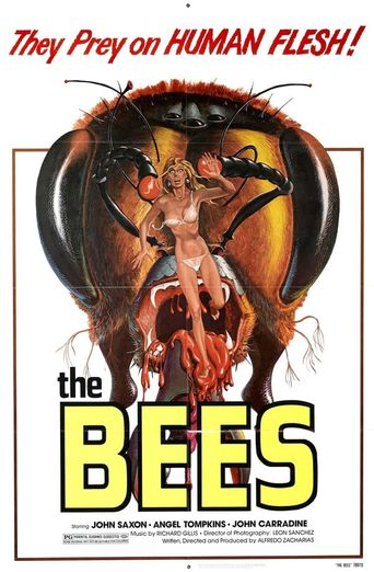The Bees Poster