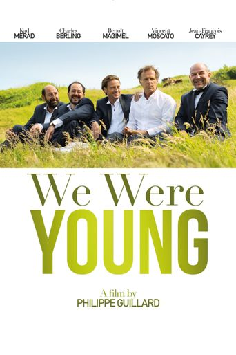 We Were Young Poster