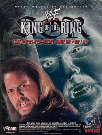 WWE King of the Ring 1999 Poster