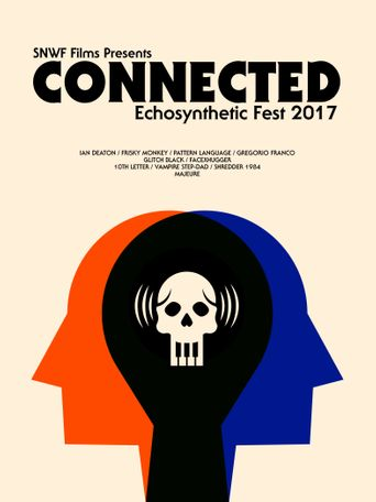 Connected: Echosynthetic Fest Poster