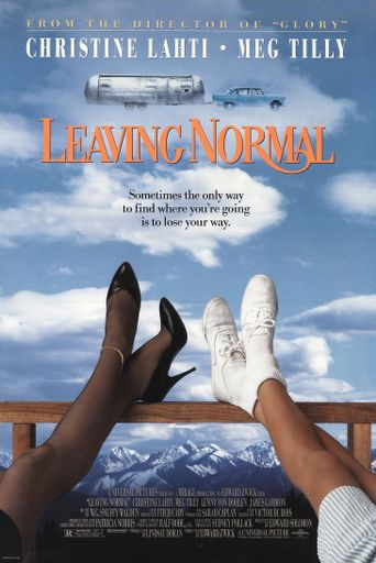Leaving Normal Poster