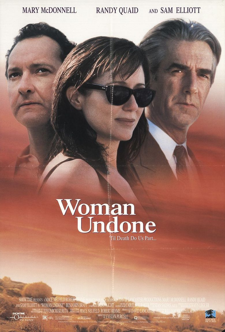 Woman Undone Poster