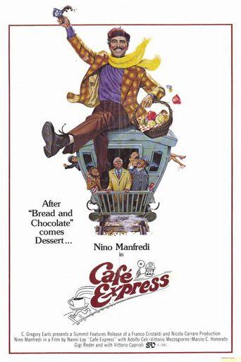 Cafè Express Poster