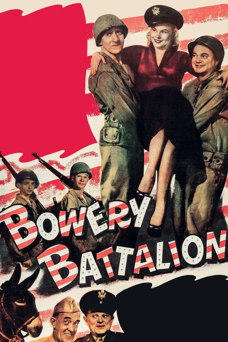 Bowery Battalion Poster