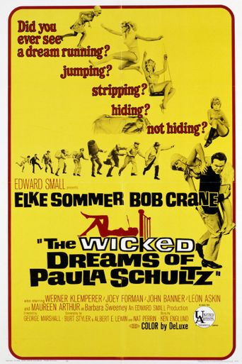 The Wicked Dreams of Paula Schultz Poster