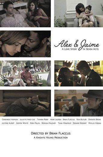 Alex & Jaime Poster