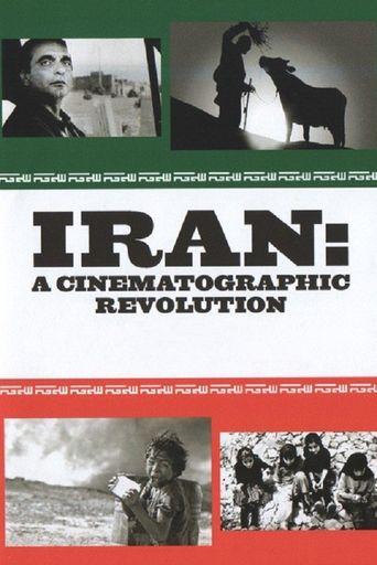 Iran: A Cinematographic Revolution Poster