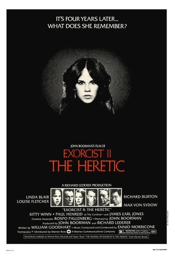 Watch Exorcist II: The Heretic