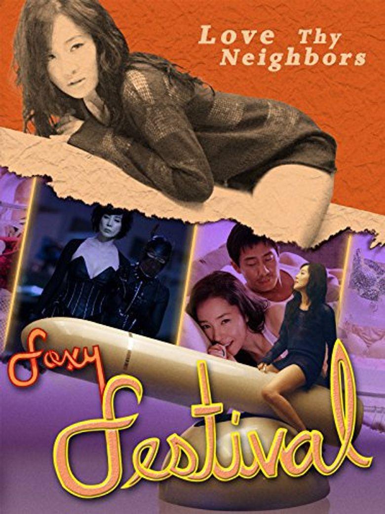 Foxy Festival Poster