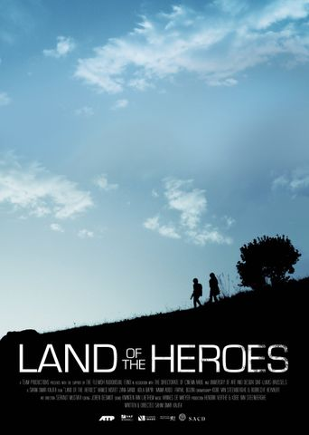 Land of the Heroes Poster