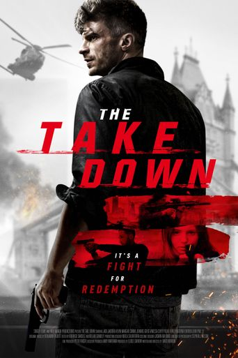 The Take Down Poster