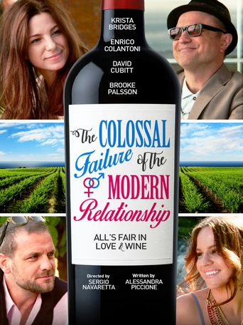 The Colossal Failure of the Modern Relationship Poster