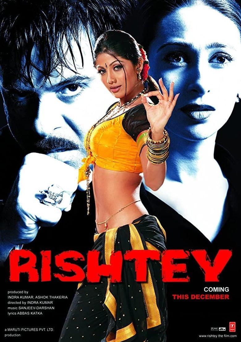 Rishtey Poster