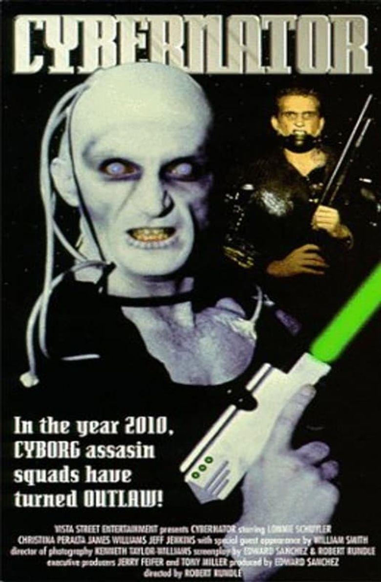 Cybernator Poster