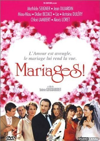 Mariages! Poster