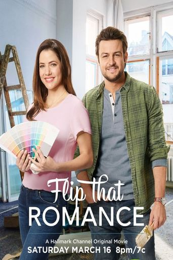 Flip That Romance Poster