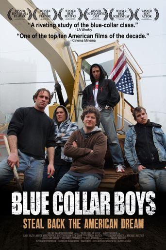 Blue Collar Boys Poster