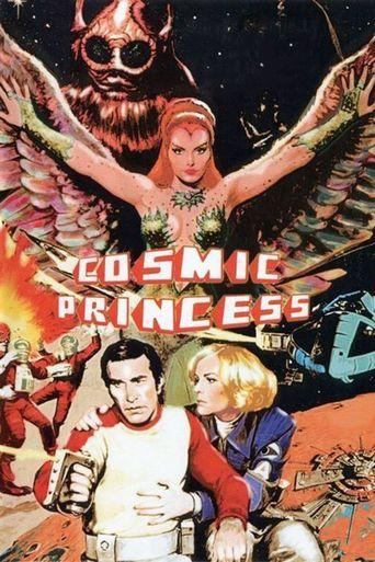 Cosmic Princess Poster