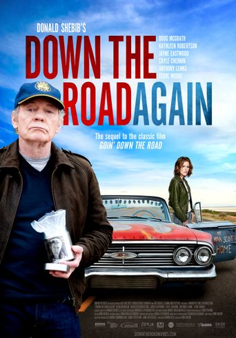 Down the Road Again Poster