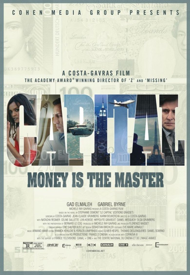 Capital Poster