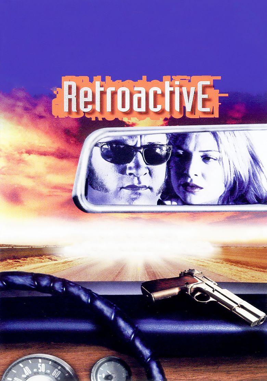 Retroactive Poster