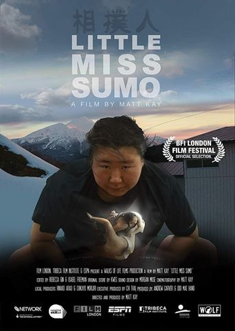 Little Miss Sumo Poster