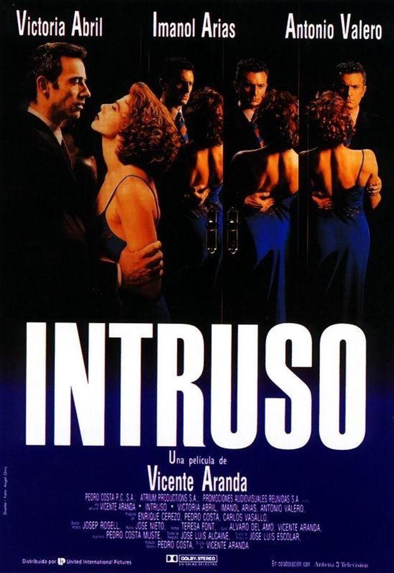 Intruso Poster