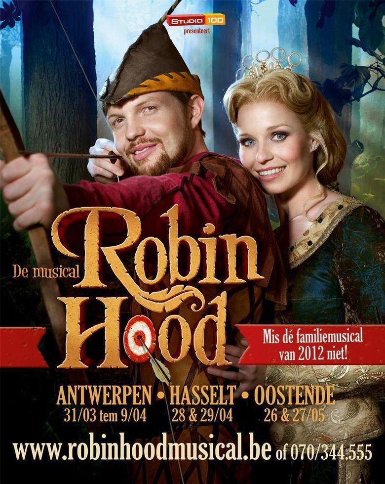 Musical: Robin Hood Poster