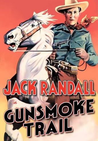Gunsmoke Trail Poster