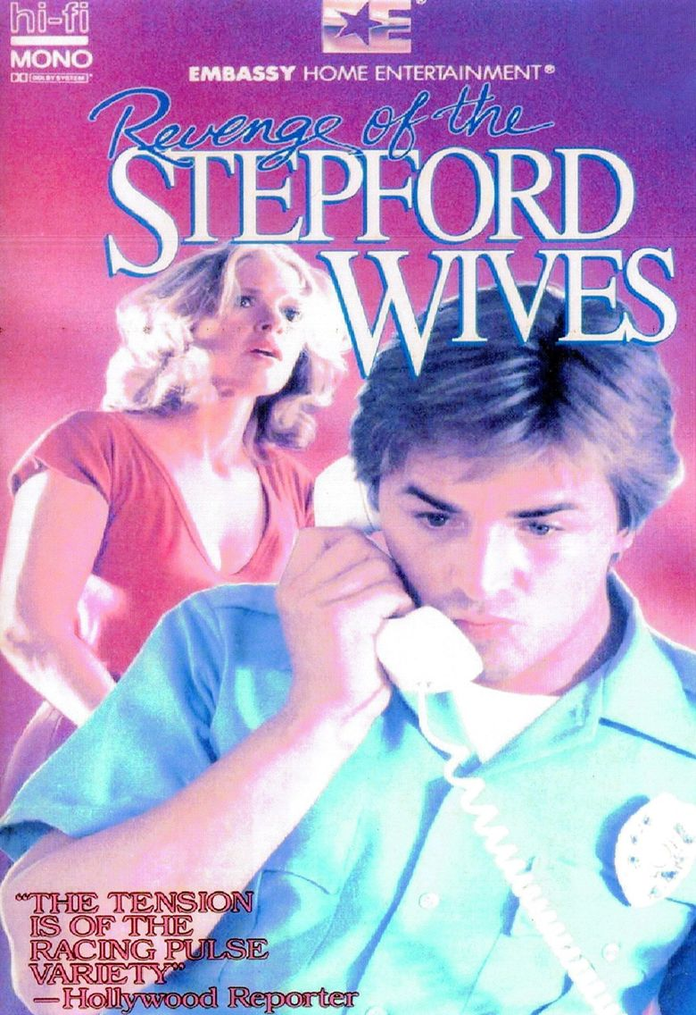 Revenge of the Stepford Wives Poster